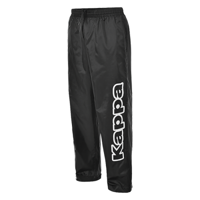 FOGGIA WINDBREAKER PANT - BLACK
