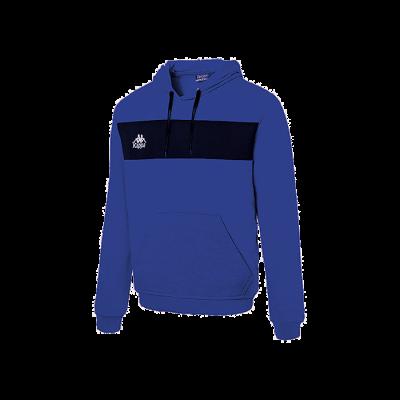 CALDO SWEAT - BLUE ROYAL/BLACK