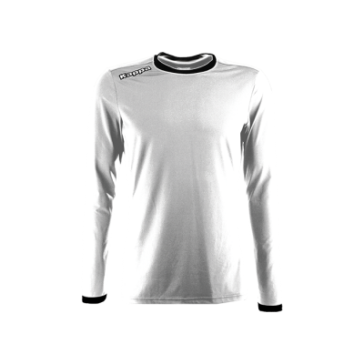 PISTOIA LS  - WHITE/ BLACK