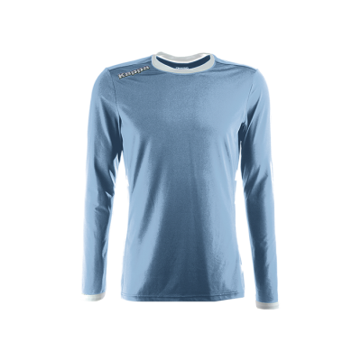 PISTOIA LS  - LIGHT BLUE /WHITE