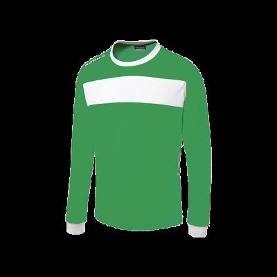 REMILIO LS - GREEN / WHITE