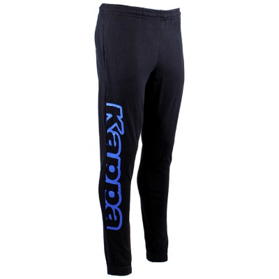 CESTO PANTS - BLACK /NAUTIC BLUE