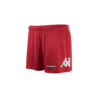 FAENZA SHORT - CRIMSON RED