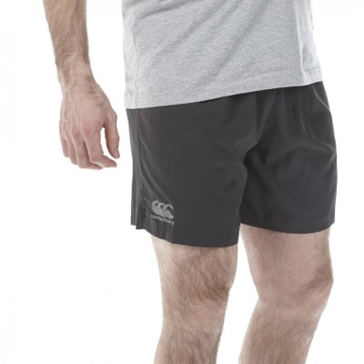 VAPODRI WOVEN SHORT TEAM - PHANTOM