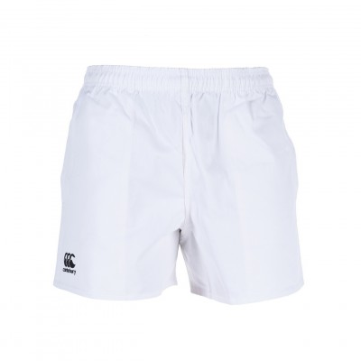 PROFESSIONAL COTTON SHORT - WHITE