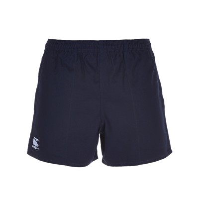 PROFESSIONAL COTTON SHORT JR - NAVY
