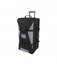 TEAMWEAR WHEELIE BAG - BLACK