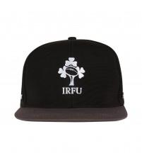 IRFU FLAT PEAK CAP  - TAP SHOE