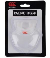 RAZE MOUTHGUARD - CLEAR /WHITE