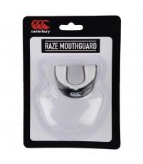 RAZE MOUTHGUARD - BLACK /WHITE
