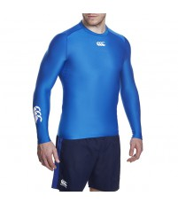 THERMOREG L/S TOP - OLYMPIAN BLUE