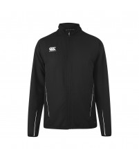 TEAM TRACK JKT - BLACK/WHITE