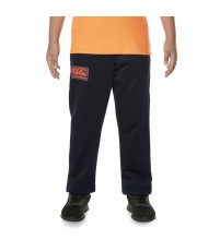 TAPERED CUFF FLEECE PANT  - TOTAL ECLIPSE