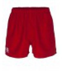 BASED SHORT JUNIOR SMU - FLAG RED