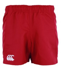 ADVANTAGE SHORT JR - FLAG RED