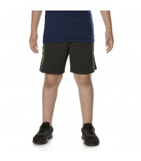 VAPODRI COTTON SHORT - TOTAL ECLIPSE MARL