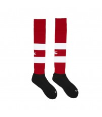 TEAM HOOPED SOCKS - FLAG