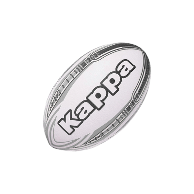 KAPPA4RUGBY MARCO - WHITE/ BLACK / GREY