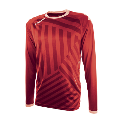 TEMPORIO LS - CRIMSON RED